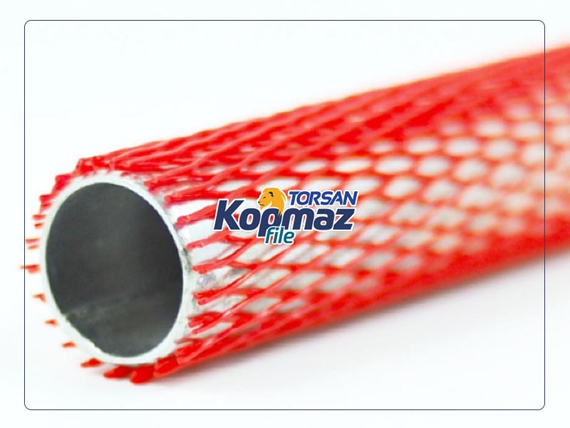 plastik metal koruma filesi